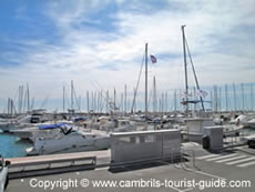 The Marina at Cambrils