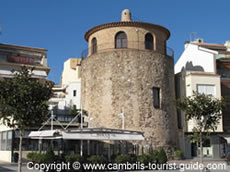Torre del Port (The Tower of the Port)