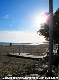 The Beaches in Cambrils