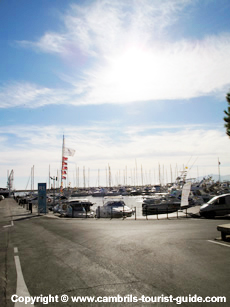 The Marina in Cambrils