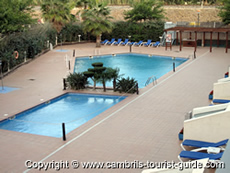 The Pool at Tryp Port Cambrils Hotel