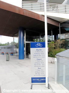 Tryp Port Cambrils Hotel - Bike Hire