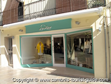 El Vestidor Clothes Shop in Cambrils Old Town